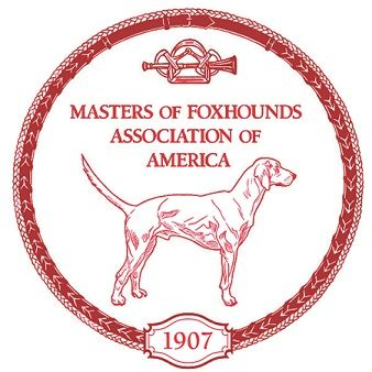 Masters of Foxhounds Association of America logo