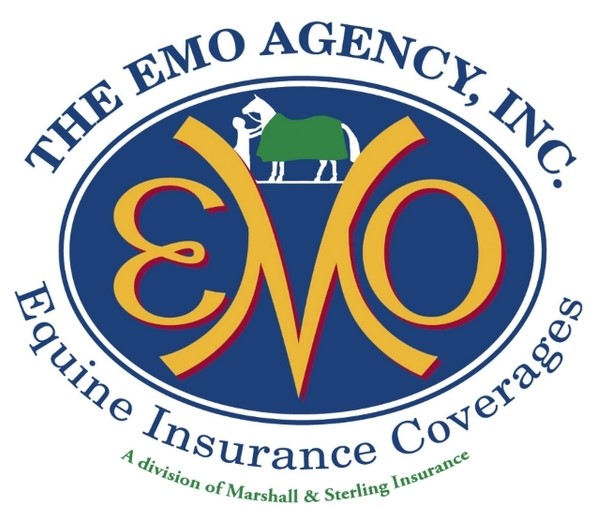 The EMO Agency Inc. Equine Insurance Coverages logo