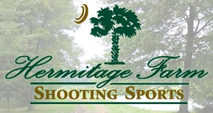 Hermitage Farm shooting sports logo