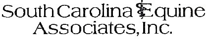 South Carolina Equine Associates, Inc. Logo